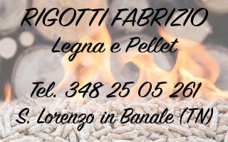 Rigotti Fabrizio - Legna e pellet